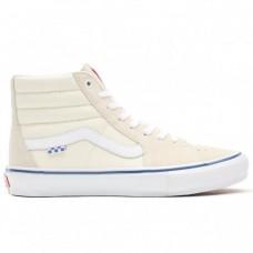 Zapatillas Vans Skate SK8 Hi Off White
