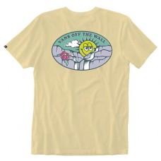 Camiseta Manga Corta Vans Vintage Sun Cream