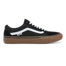 Zapatillas Vans Old Skool Negras Marrones