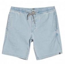 Pantalón Volcom Flare Short Azul