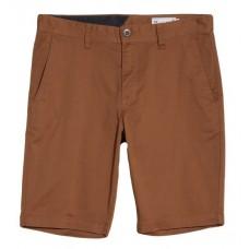 Pantalones Cortos Volcom Frkn Marrones