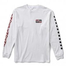 Camiseta Vans x Independent Blanca