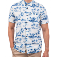 Camisa Manga Corta Hurley Wailuku Woven