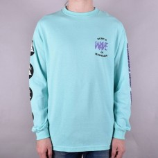 Camiseta Manga Larga Welcome Waves Long Teal