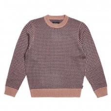 Jersey Brixton Wes Sweater Mauve