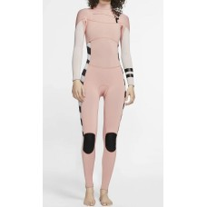 Traje Neopreno Hurley Advantage Plus Chest Zip 4'3 Rosa 2020