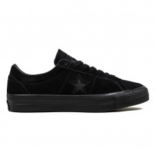 Zapatillas Converse CONS One Star Pro OX Negras