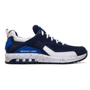 Zapatillas DC Vandium SE Azules Blancas