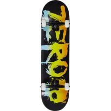 Tabla Skate Completa Zero Blood Rainbow 7'7
