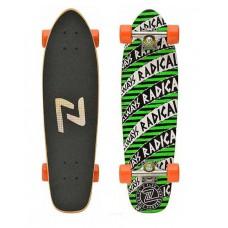 Mini Longboard Completo Z Flex Always 27'' Verde