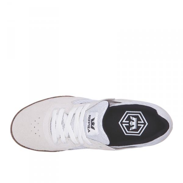Zapatillas Supra Avex Blancas Zapatillas Supra Avex Blancas