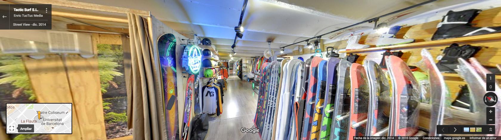 Tactic Surf Barcelona - Tienda de surf 0af6a17c88b